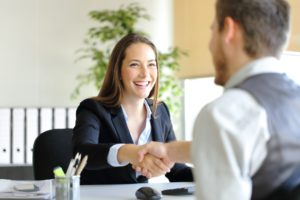 Using a Recruitment Agent